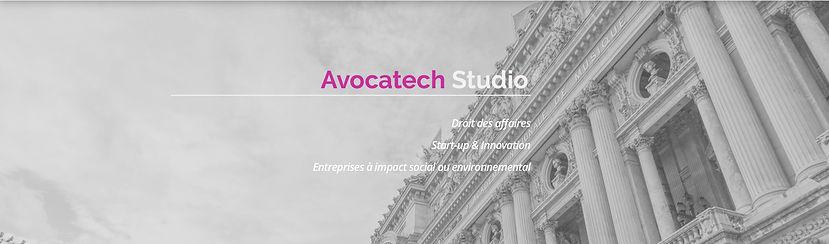 Screen Avocatech Studio - Agence tranformation digitale - Agence référencement ASO SEO App Store Play Store App Galery - Google conception création et refonte site web et mobile - App ASO agence de conseil et de stratégie pour application mobile.png
