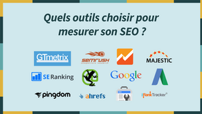 Quels outils choisir pour le référencement SEO de votre site web ?