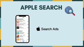 Apple Search Ads : Un excellent moyen de promouvoir votre application !