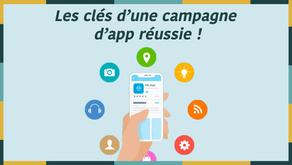 Stratégie digitale - Les clés d'une campagne de promotion d'application mobile réussie