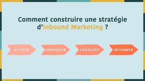 Comment construire une stratégie inbound marketing ?