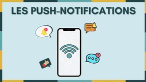 Engagez vos clients avec les push-notifications !