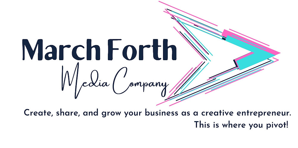 March Forth Media Company: Coaching, marketing, editorial, and promotional support for creative minds.