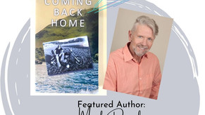 Featured Author: Meet Mark Daniels