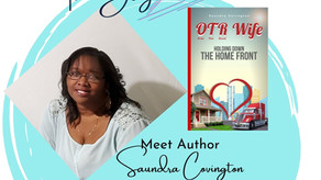 Featured Author: Meet Saundra Covington