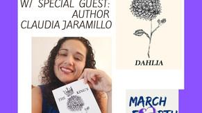 Featured Author: Meet Claudia Jaramillo