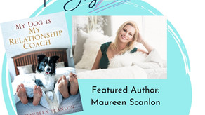 Featured Author: Meet Maureen Scanlon and My Dog Is My Relationship Coach
