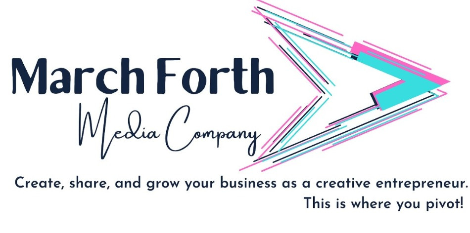 Welcome to March Forth Media Company, open hearts and minds to new conversations that promote positive progress in the world. This is where we pivot!