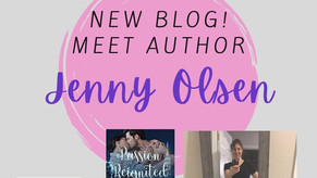 Featured Author: Meet Jenny Olsen!
