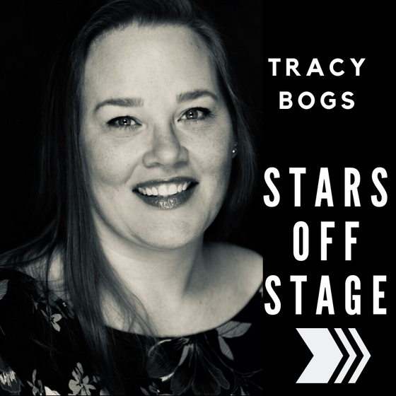 Stars Off Stage | Tracy Bogs