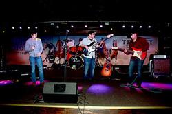 Chris Salinas and the Wild Grass Band