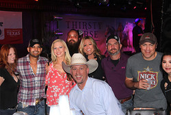 Thirsty Horse Saloon Staff and Friends