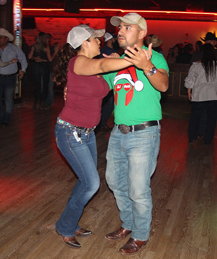 dancehall in san antonio