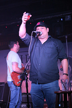 Chris Saucedo Country Music Dancehall