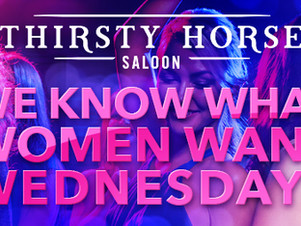 We Know What Women Want Wednesdays!