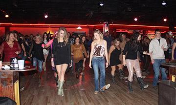 Line Dancing San Antonio