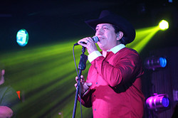 mario flores at thirsty horse saloon