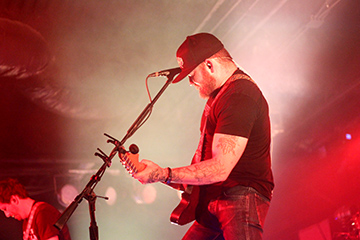 stoney larue at thirsty horse