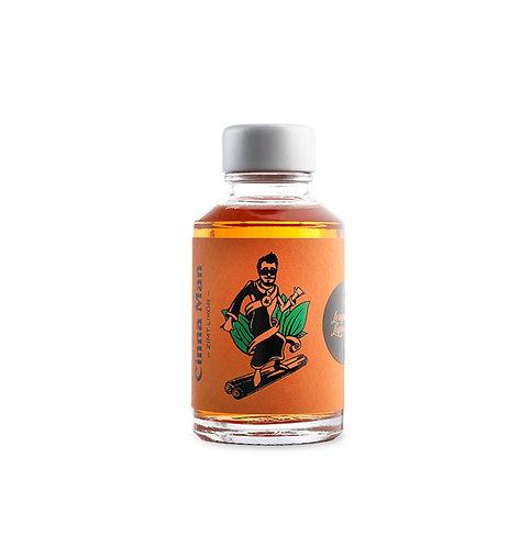 Cinna Man, Zimtlikör, Likör, Basel, nginious, Gin, Swiss Gin, League of Liqueurs, Mini