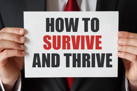 Small Businesses: How to Survive and Thrive