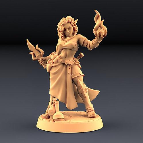 Sony Jona - Sorceress Heroine