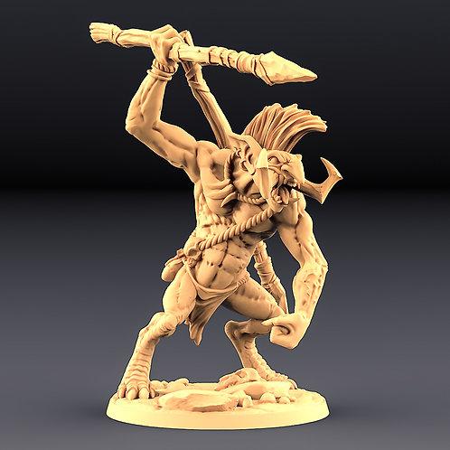 Rampu the Lancer Troll