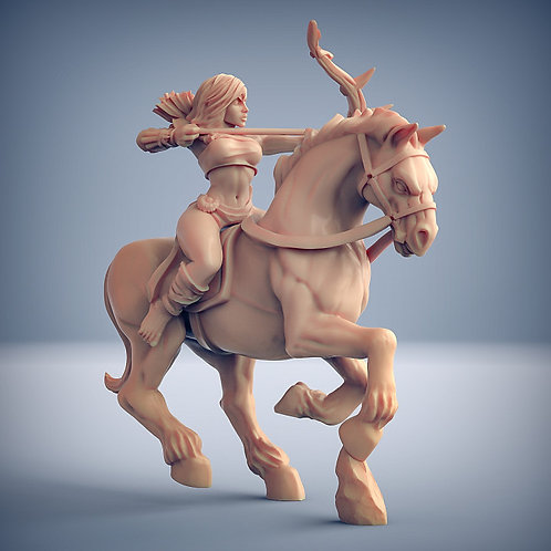 Horserider A