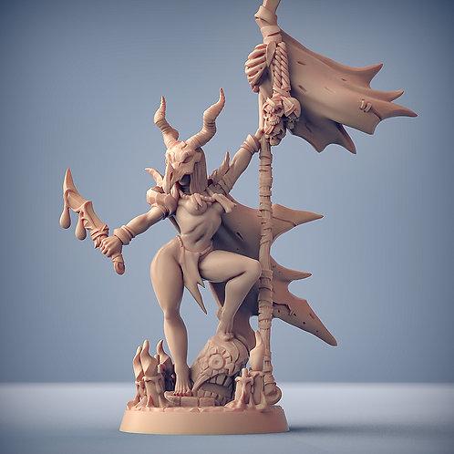 Ishtarra the Plague Queen