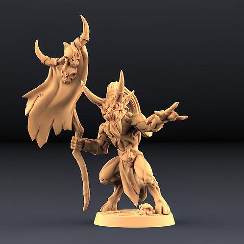 Abyss Demon Gruntiling D - Modular
