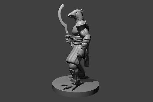 Desert Tengu Warrior