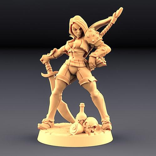 Aline the Bold - Rogue Heroine