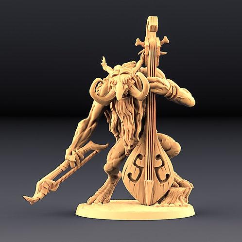 Zukki the Cellist Troll