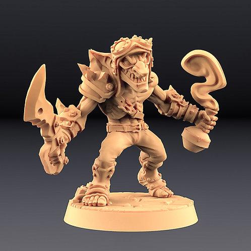 Sparksoot Goblin A - Modular