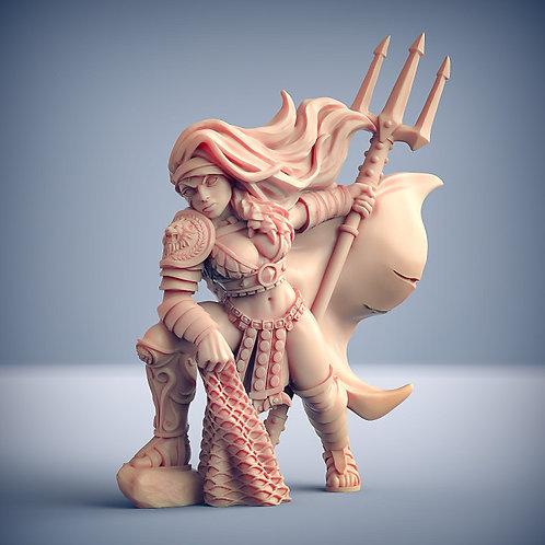 Zenovia - Gladiatrix Heroine