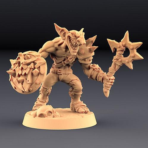 Sparksoot Goblin B - Modular