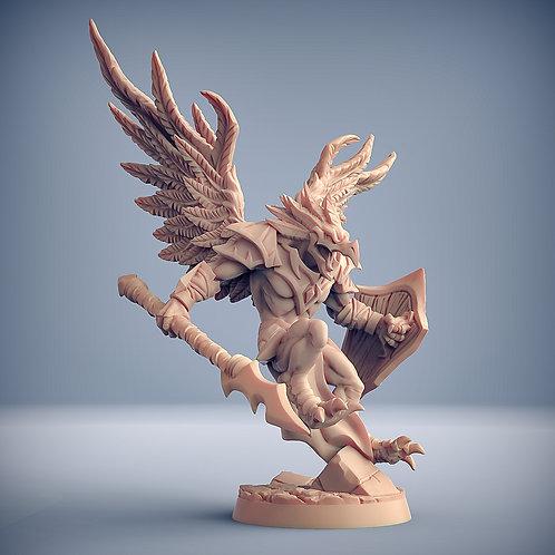 Eye Cult Gryphkin B - With Wings