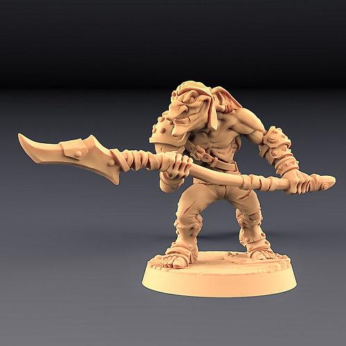Sparksoot Goblin C - Modular