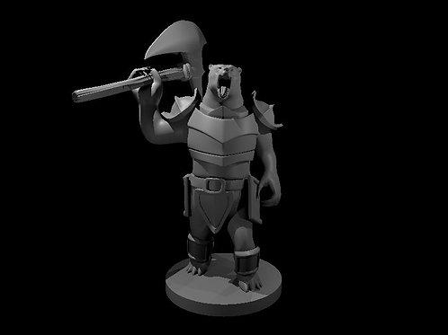 Werebear Armored