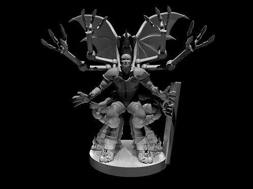 Demonic Alchemist modeled