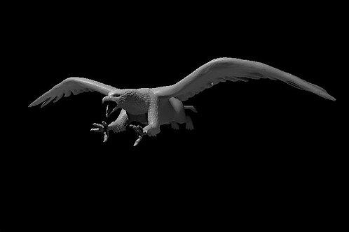 Griffon updated flying