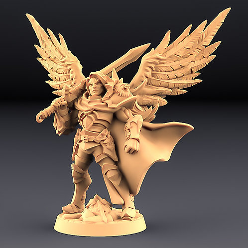 Sigfrido Dragonbane - Wings