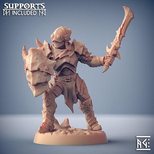 Scourgeland Survivor B - Modular