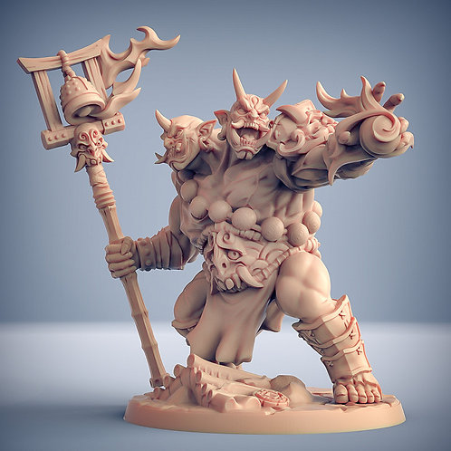 Goraku the Ogre Magi