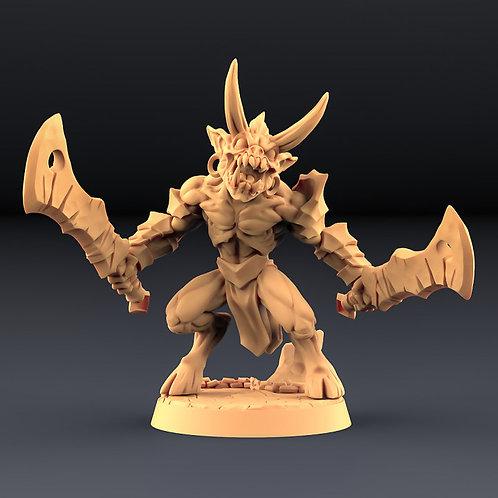 Abyss Demon Gruntiling A - Modular