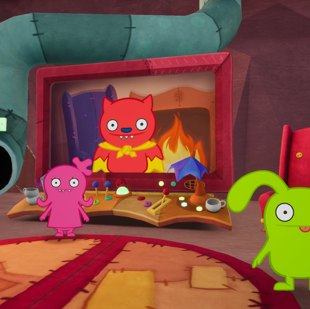 Outright Games - Ugly Dolls: An Imperfect Adventure