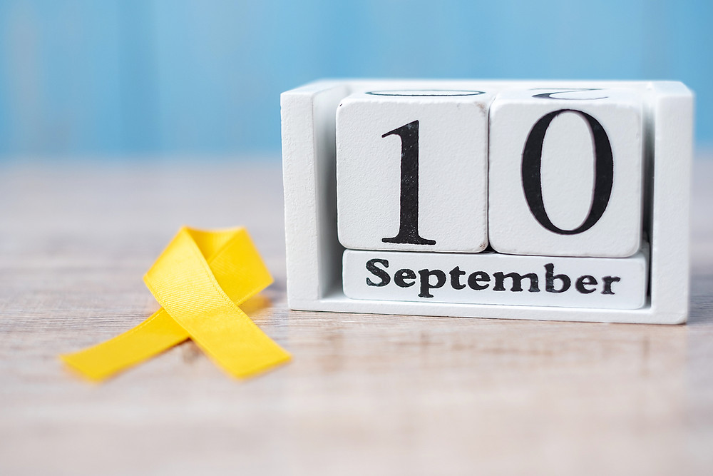 World Suicide Day on 10 Sept 2019 is approaching