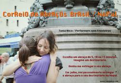 The Hug Project - Brasil/Nepal
