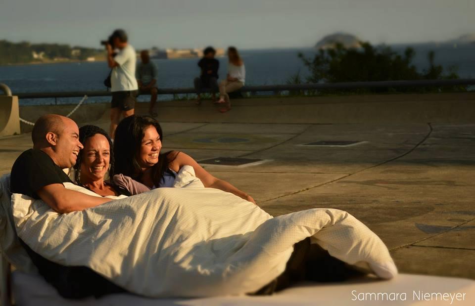 The Bed Project MAC Niterói - Brasil