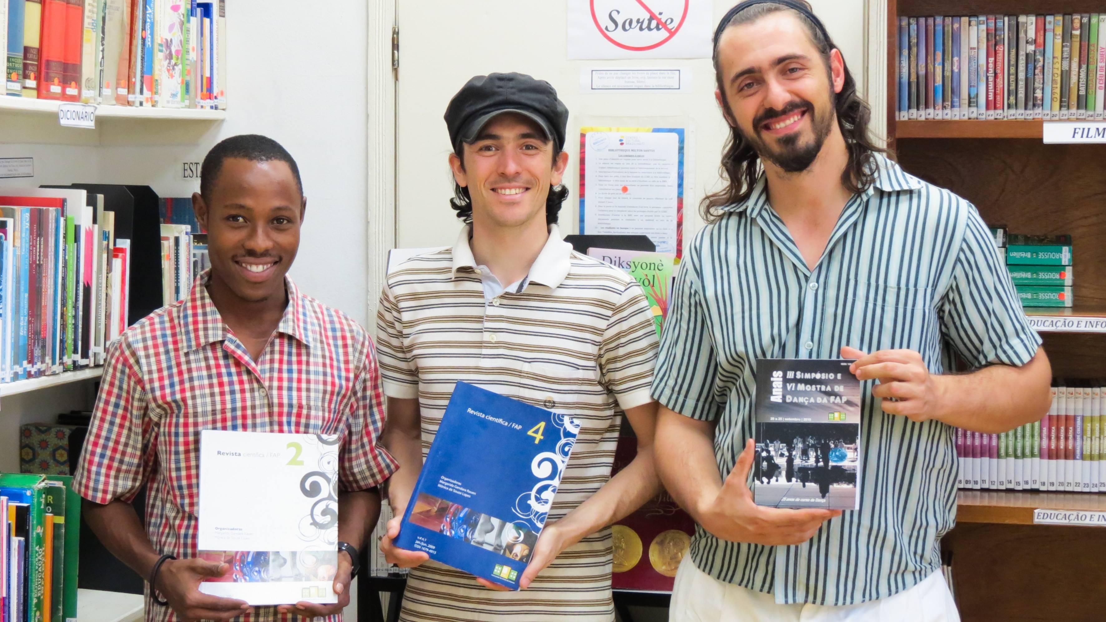 SAUDADE: Pon.te para o Haiti