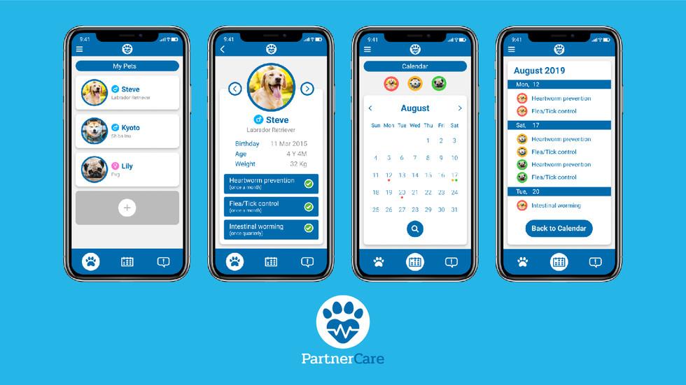 PartnerCare Application